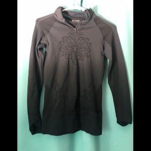 Gray Athleta Athletic Jacket (small/xs)